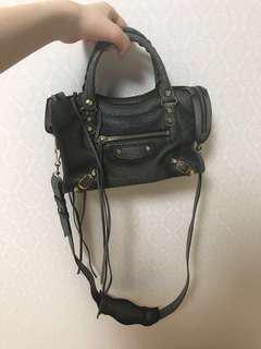 Balenciaga City Bag Mini