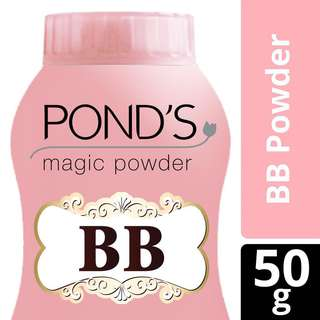 Pond's magic powder bb / ponds bb magic powder / bedak ponds thailand