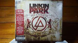 ORIGINAL LINKIN PARK ROAD TO REVOLUTION