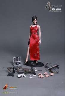 Hottoys MMS VGM16 DX12 BIOHAZARD HD 生化危機 Resident Evil Ada Figure Hot Toys 玩具狂熱