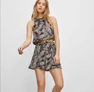 Aritzia Talula Marzee Pineapple 🍍 Shorts