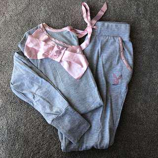 Playboy pyjamas size 8