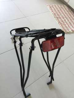 Bicycle Rear Rack for 700c (Aluminium Alloy Material)