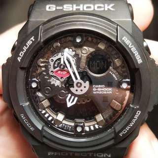 Casio Gshock GA300