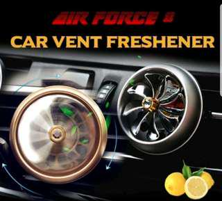 🚚 ♥Air force8 ♥ Car Outlet Vent Clip Air Freshener lemon Aroma ♥free singpost normal mail