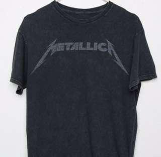 Brandy Melville Metallica T shirt