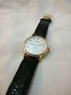 Jaeger- LeCoultre watch 750 gold