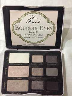 AUTHENTIC TOO FACED Boudoir Eyes