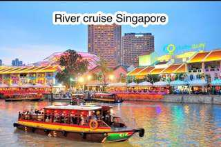 River cruise $22!