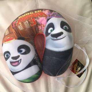 New Soft Kid's Neck Pillow, Kung Fu Panda.
