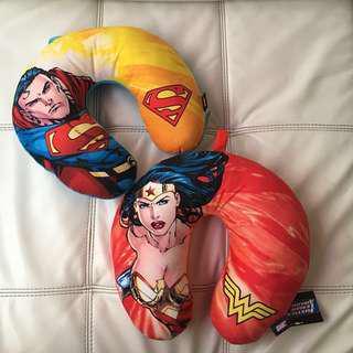 New Avengers Travel Pillows
