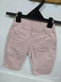 🚚 韓國童裝  粉色短褲  尺碼:5號
