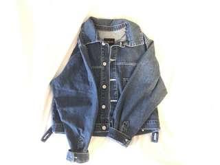 Denim Jacket from Korean Brand ALAND