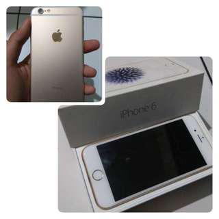 iPhone 6 32 GB Gold