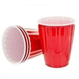 Kirkland Big Red Cups / Beerpong Cups