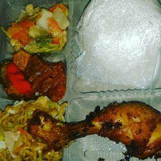 Catering box