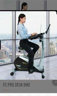 [NEW] Convertible Desk Bike