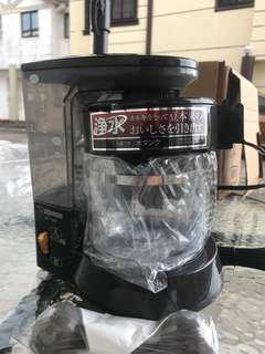 BNW Zojirushi Coffee Maker from japan