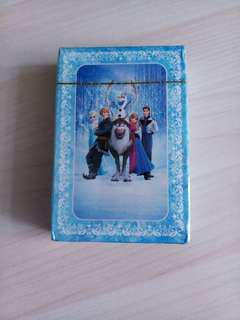 Frozen 卡牌