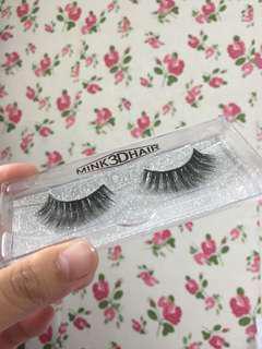 3d mink super thick premium false eyelashes