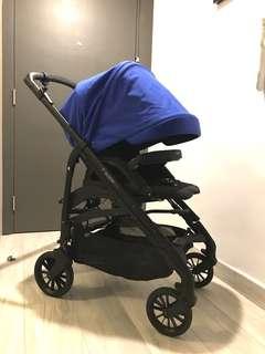 Inglesina trilogy city stroller (bb車)