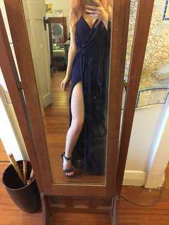 Goddess formal dress