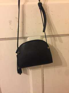 Forever New leather bag
