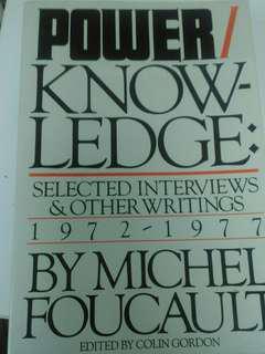 Foucault 福柯訪問