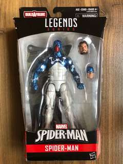 Marvel Legends Cosmic Spiderman