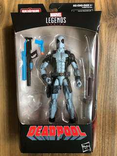 Marvel legends Deadpool X-force
