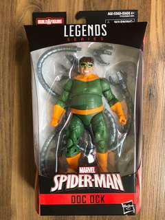 Marvel Legends Dr Octopus