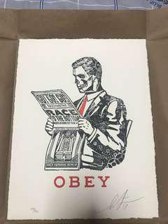 Obey - Race To The Bottom