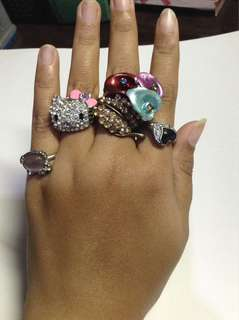 Cincin Fashion