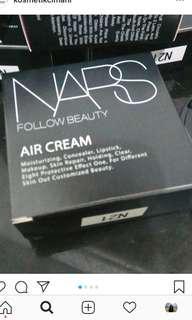 Nars cushion air cream