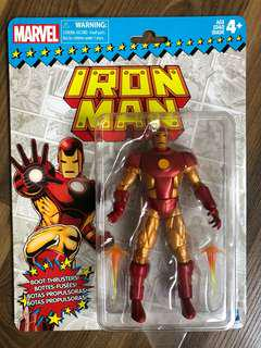 Marvel legends Ironman