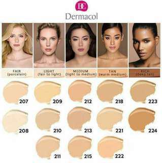 Instock - Dermacol Makeup Cover