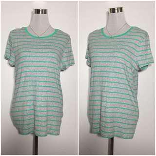 Stripes roundneck shirt