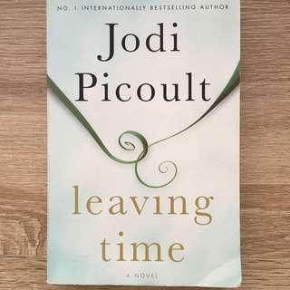 Jodi Picoult Leaving Time Book