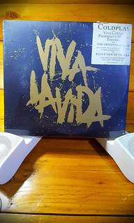 COLD PLAY VIVA LAVIDA (Rare Album)