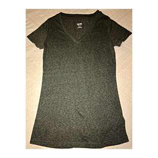 MOSSIMO:  LADIES KHAKI GREEN T-SHIRT