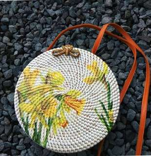 Rattan Bags handmade from Bali