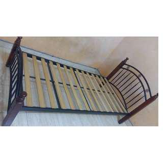 URGENT SALE - ANTIQUE SINGLE BED FRAME