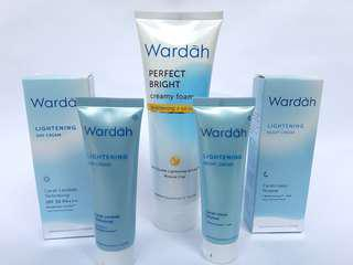 Paket Wardah Lightening