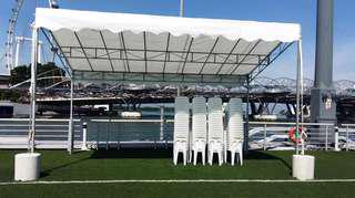 PVC chairs for rental