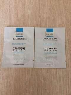 [包郵] $5/2包 La Roche-Posay Light Cream (Sample 試用裝)