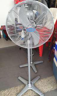 Commercial standing fan for rent
