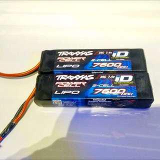 Traxxas e maxx電池 2cell