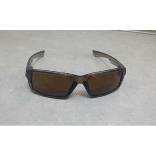 Rare Authentic Brand New in Box Vintage Oakley Twitch 03-521 Brown Smoke and Dark Brown Lens