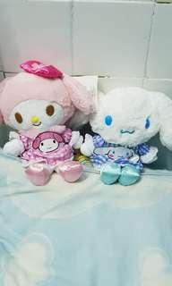 Sanrio Cinnamonroll and Melody