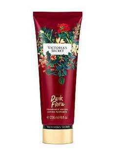 Victoria's Secret Dark Flora lotion